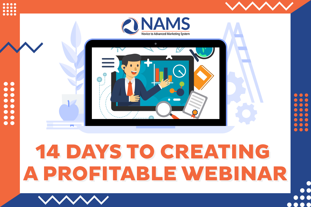 14 Days To Creating A Profitable Webinar