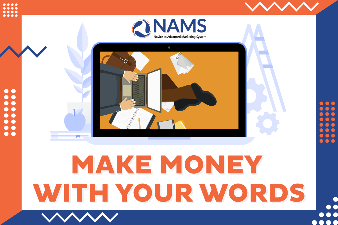 Make Money With Your Words