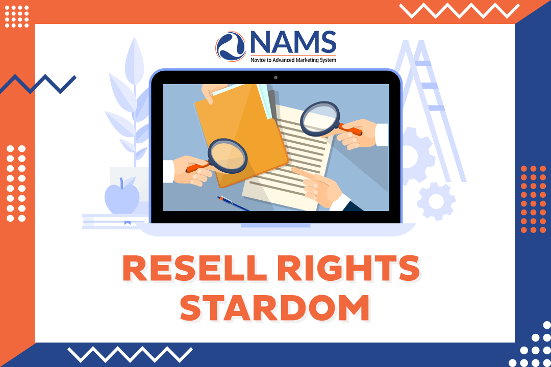 Resell Rights Stardom
