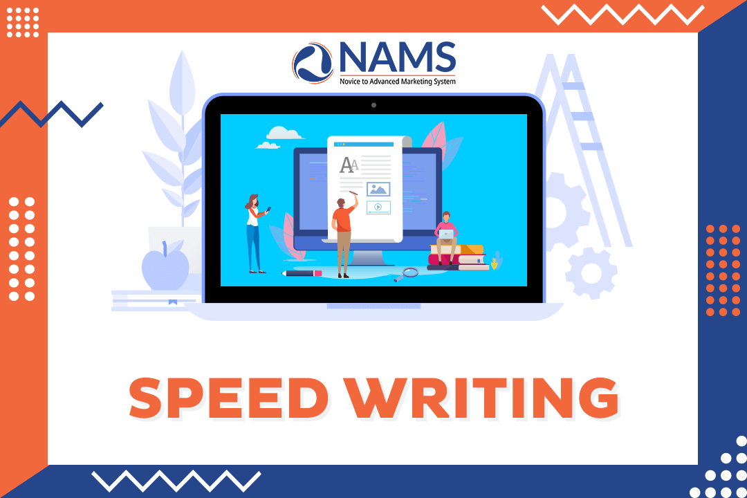 Speed Writing