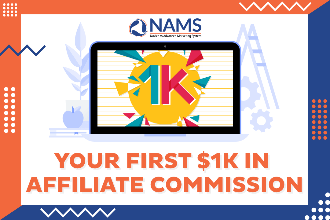 Your First $1k in Affiliate Income